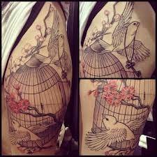 Free Bird tattoo