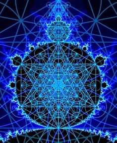 Relationships between the Mandelbrot set, Fractal Metatron Cube, Flower of Life, and Koch Snowflake. ---> Great tools for light-workers. Flower of Life Fractal Geometry, Fractal Art, Sacred Geometry, Geometry Art, Geometry Tattoo, Math Art, Matrix, Visionary Art, Flower Of Life