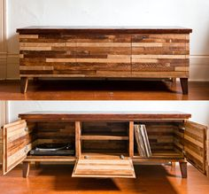I think I am head over heals IN LOVE!!!  The Henry Clay media console by matthewholdren on Etsy, $2700.00