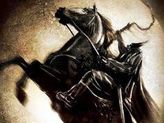 Halloween short stories...Headless Horseman