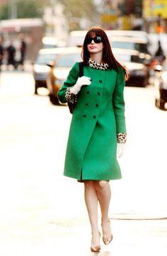 The best coats in The Devil Wears Prada