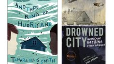 """Two new books reviewed in the L.A. Times aim to introduce older kids and adolescents to Katrina, """"transforming shared tragedy through shared hope."""""""
