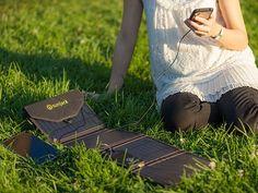 14 Watt Solar Tablet Charger by SunJack