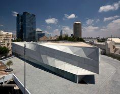 Gallery of Update: Tel Aviv Museum of Art Amir Building / Preston Scott Cohen…