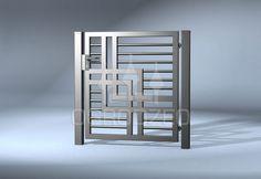 me ~ Sistemo - Polnische Zaune in 2019 Home Gate Design, House Main Gates Design, Grill Gate Design, Balcony Grill Design, Fence Gate Design, Front Gate Design, Steel Gate Design, Balcony Railing Design, House Design