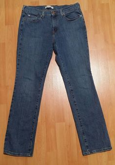 Womens Levi's 550 Levi Strauss Size 12 Medium Straight Leg Mid Rise Blue Jeans | Clothing, Shoes & Accessories, Women's Clothing, Jeans | eBay!