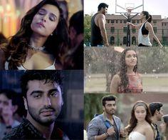 Half Girlfriend song Baarish: Arjun Kapoor and Shraddha Kapoor's soulful number is an anthem for hopeless romantics #FansnStars