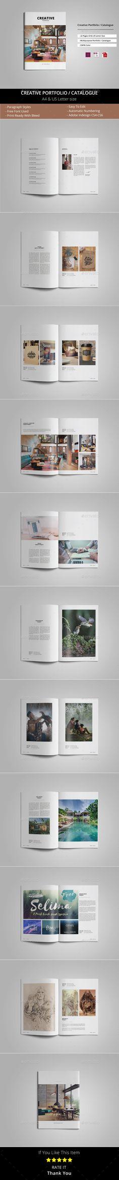 Multipurpose Portfolio / Catalogue - Portfolio Brochures Download here : https://graphicriver.net/item/multipurpose-portfolio-catalogue/19483623?s_rank=13&ref=Al-fatih