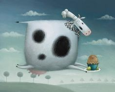 Rob Scotton, Russell the Sheep and Splat the Cat; love russell the sheep for sleep theme