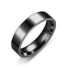 Wedding Rings For Women, Rings For Men, Black Rings, Girls Best Friend, Stainless Steel, Giveaways, Rust, Diamonds, Jewelry