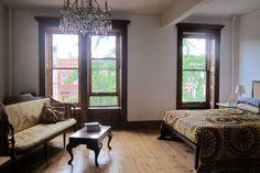 Light pine floors.   John Hatheway - Architect.  The Insider: All the Details in Bed-Stuy | Brownstoner