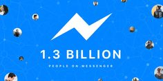 Learn about 1.3 Billion People Are Now Using Facebook Messenger Every Month http://ift.tt/2wdFk0A on www.Service.fit - Specialised Service Consultants.