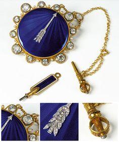 Touch watch belonging to Jerome Boneparte, King of Westphalia by Abraham-Louis Breguet