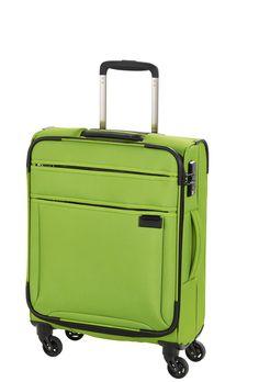 Hardware Take Off Trolley S Cabin Size 4 Rollen Green Apple/Black