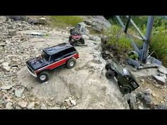 Tundra with Vanquish Currie portal axles Castle and MMX esc Power hd servo Vanquish OMF wheels proline SS tires Jeep YJ Cast. Rc Track, Portal Axles, Rc Rock Crawler, Jeep, Remote, Action, Trucks, Group, Running
