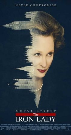 Directed by Phyllida Lloyd.  With Meryl Streep, Jim Broadbent, Richard E. Grant, Susan Brown. An elderly Margaret Thatcher talks to the imagined presence of her recently deceased husband as she struggles to come to terms with his death while scenes from her past life, from girlhood to British prime minister, intervene.
