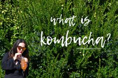 kombucha drink is a must try. Health, holistic, tea, healthy, lifestyle, food. kena_cm_design