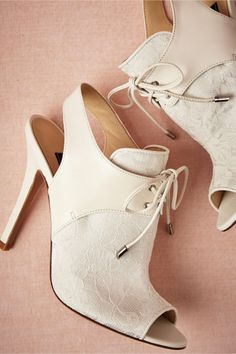 Mae Booties from BHLDN