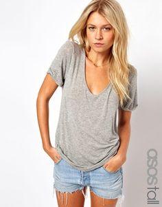 ASOS+TALL+Forever+T-Shirt