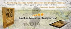 Jersey Yogi book review - Jim Starr's journey from New Jersey to the Himalayas...and back again