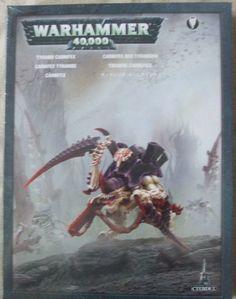 Warhammer 40K 40,000 Tyranid Carnifex