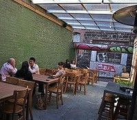 Badger Vs Hawke: 333 La Trobe Street, City (bar entry Flanigan Lane).