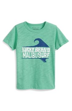 Lucky+Brand+'Malibu+Surf'+Graphic+T-Shirt+(Big+Boys)+available+at+#Nordstrom