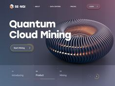 Quantum future is just around the corner! Check the juicy details in size in the attacment :)Behance Game Design, Cloud Mining, Landing Page Design, Branding, Ui Design Inspiration, Saint Charles, Mobile Design, Show And Tell, User Interface