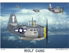 off the Bunker Hill headed to targets deep in the Pacific. Aviation Humor, Aviation Art, Ww2 Aircraft, Military Aircraft, Cartoon Plane, Airplane Art, Bunker Hill, Nose Art, Concept Cars