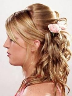 Homecoming Hairstyles For Long Hair homecoming hairstyles for long hair tutorial Homecoming Hairstyle Homecoming Hairstyle Pinterest