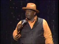CEDRIC THE ENTERTAINER ON - food, smoking & Plastic surgery