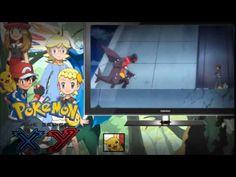 Pokémon XY dublado episódio 2 parte 2 HD