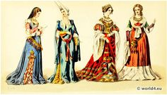 Fashion under the Reigns of Louis XI., 1461 to 1515.
