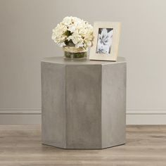 Found it at AllModern - Ollo End Table