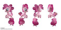 ArtStation - My Little Pony: The Movie - Seaponies, Andrew Hickinbottom My Little Pony Movie, Concept, Pinkie Pie, Artwork, Movies, Design, Torte, Work Of Art, Auguste Rodin Artwork