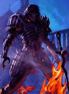 Dark Souls Dark Wraith by SkizzleBoots on DeviantArt Dark Souls 2, Dark Fantasy, Soul Saga, Tumblr Flower, Praise The Sun, Disney Background, Modelos 3d, Fantasy Landscape, Video Game Art