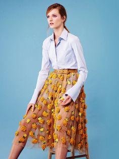 Duchess Dior: Daria Strokous by Johan Sandberg for Bergdorf Goodman Spring Collections 2015