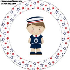 Hand Crafts For Kids, Diy Birthday Decorations, Nautical Party, Class Decoration, Sailor, Projects To Try, Flag, Nursery, Tableware