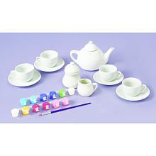 Totally Me! Paint Your Own Tea Set