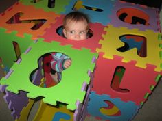 Toddler Activity: Build a Fort for your Little One
