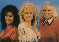 Lorette Lynn, Dolly Parton and Tammy Wynette, Honky Tonk Angels