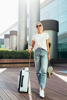 TRAVEL LOOK (Janni Delér)
