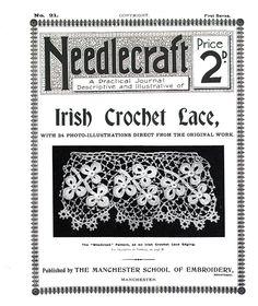 No.21 Needlecraft Irish Crochet Lace (First Series) - Doris - Álbuns da web do Picasa