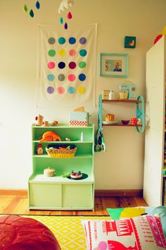 ::The Beetle Shack::: Pippi's Big Girl Room Tour