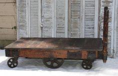 Missouri Flat Cart