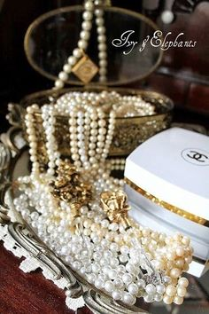 # Chanel Pearls