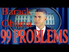 99 Problems - Barack Obama Spoof I got 99 problems but a mitt aint one!