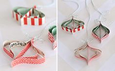 Christmas Ornaments DIY by Tami Gookstetter for Crate    http://crate.typepad.com/cratepaper/2012/12/de.html