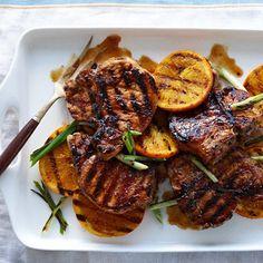 Porc barbecue à la chinoise - Recettes de Châtelaine