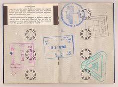 EXPO 67 Passport